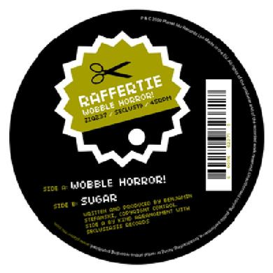 Raffertie WOBBLE HORROR Vinyl Record
