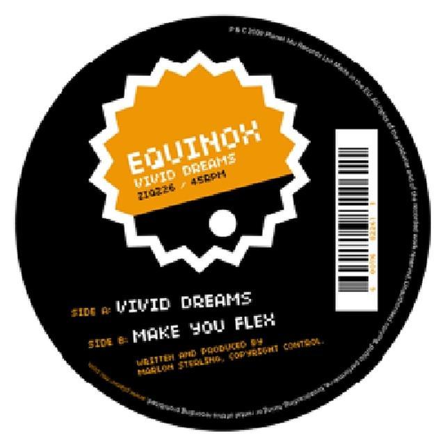 Equinox VIVID DREAMS Vinyl Record
