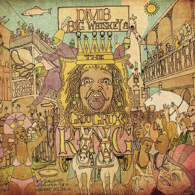 Dave Matthews Band BIG WHISKEY & THE GROOGRUX KING Vinyl Record