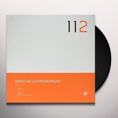 Grischa Lichtenberger UNUNBIUM Vinyl Record