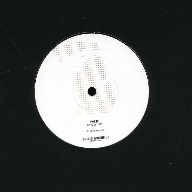 Matthew Dear (False) LOVE LETTERS Vinyl Record