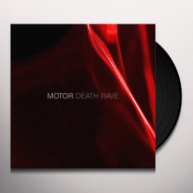 Motor DEATH RAVE Vinyl Record