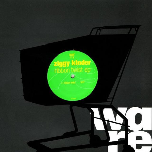 Ziggy Kinder RIBBON TWIST (EP) Vinyl Record