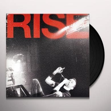 RISE AGAINST Vinyl Record - Limited Edition