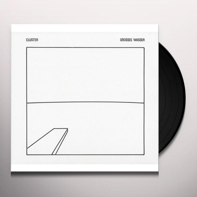 Cluster GROSSES WASSER Vinyl Record
