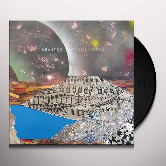 Deastro MOONDAGGER (BONUS TRACKS) Vinyl Record