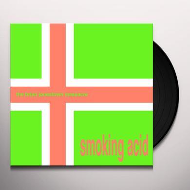 The Brian Jonestown Massacre SMOKING ACID (EP) Vinyl Record - Limited Edition