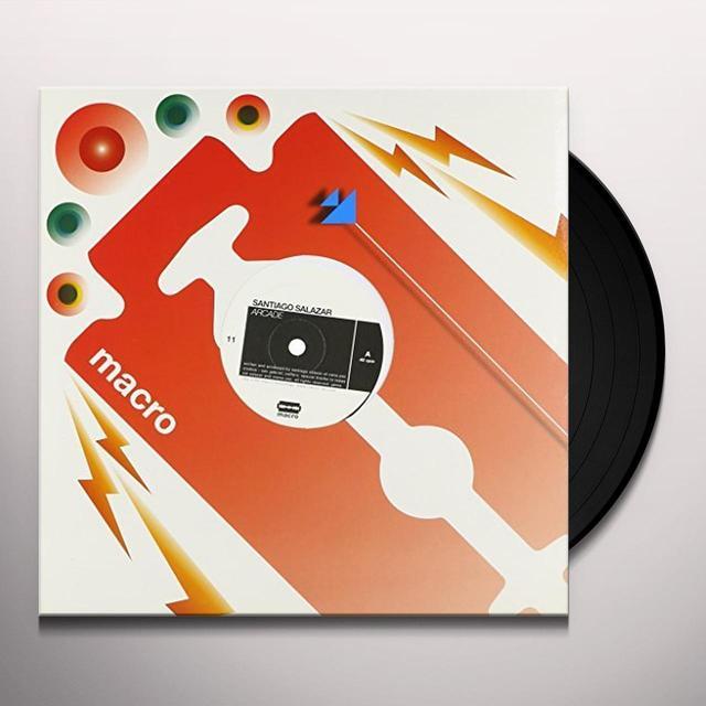 Santiago Salazar ARCADE (EP) Vinyl Record