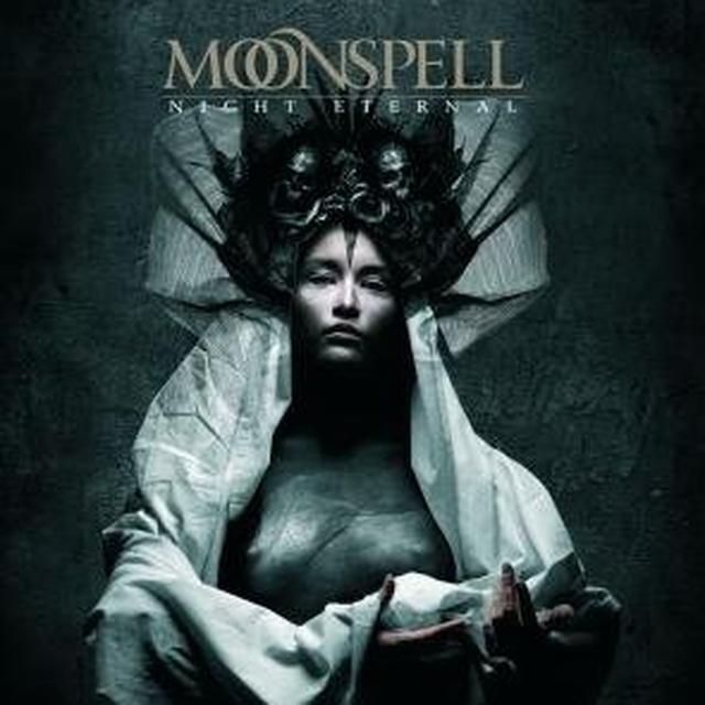 Moonspell NIGHT ETERNAL (BONUS TRACKS) Vinyl Record - Deluxe Edition