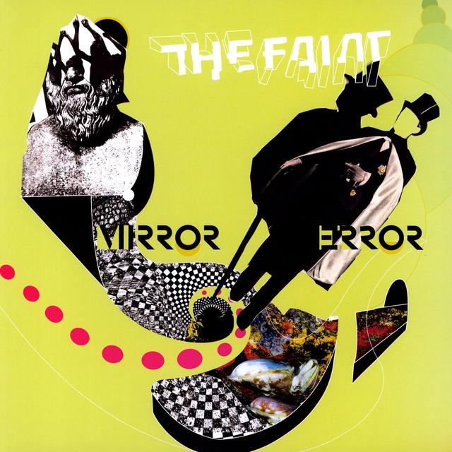 Faint MIRROR ERROR (EP) Vinyl Record