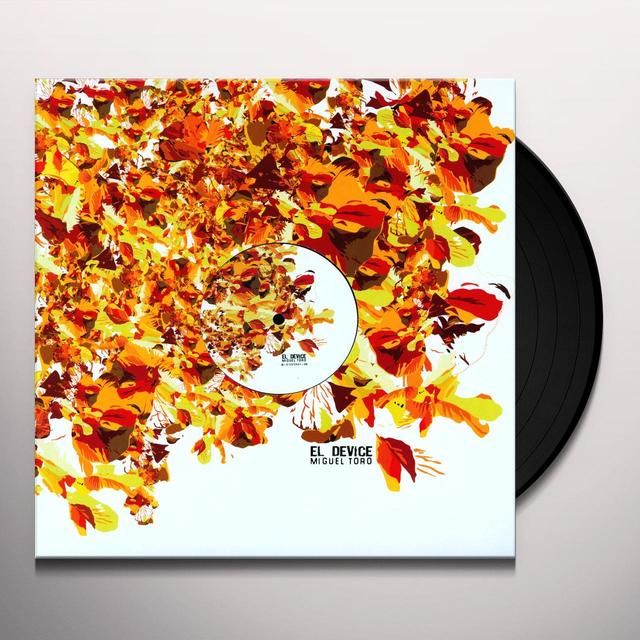 Miguel Toro DEVICE Vinyl Record