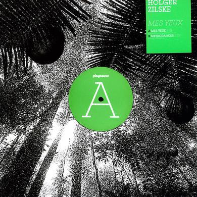Holger Zilske MES YEUX Vinyl Record