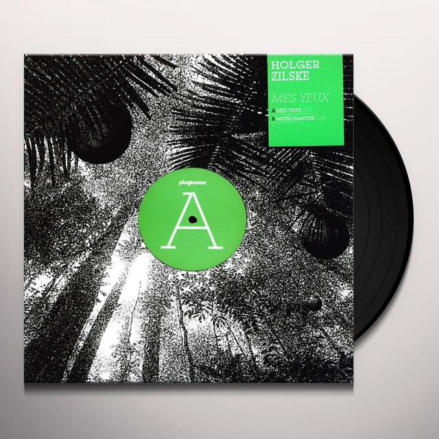 Holger Zilske MES YEUX (EP) Vinyl Record