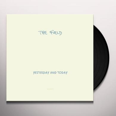 Field YESTERDAY & TODAY Vinyl Record - w/CD