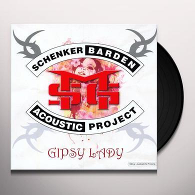 Michael Schenker / Gary Barden GIPSY LADY Vinyl Record