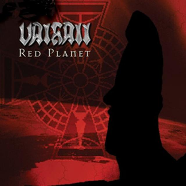 Valhall RED PLANET Vinyl Record