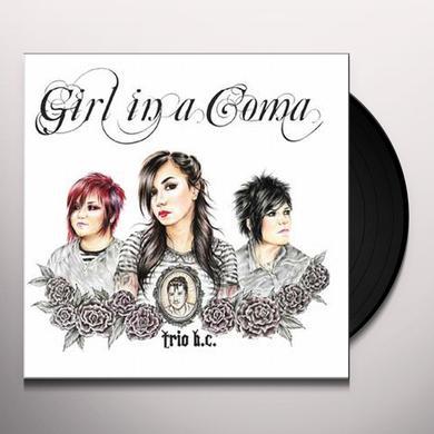 Girl In A Coma TRIO B.C. Vinyl Record