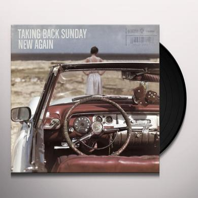 Taking Back Sunday NEW AGAIN Vinyl Record