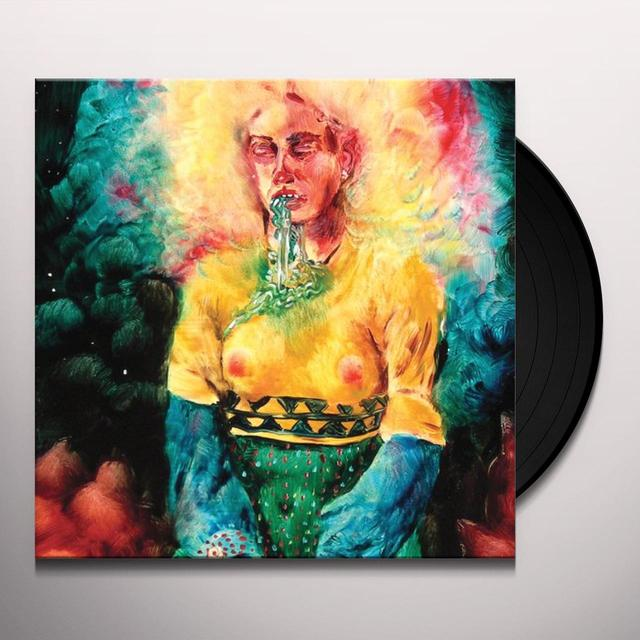 QUEST FOR FIRE Vinyl Record