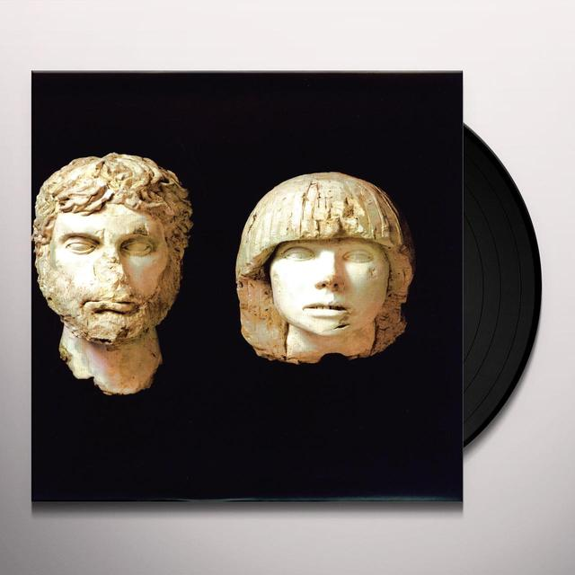 Hecuba PARADISE Vinyl Record - Digital Download Included