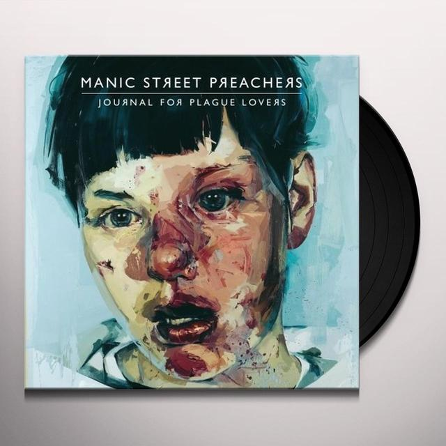 Manic Street Preachers JOURNAL FOR PLAGUE LOVERS Vinyl Record - UK Release