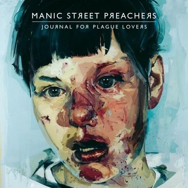 Manic Street Preachers JOURNAL FOR PLAGUE LOVERS Vinyl Record - UK Import