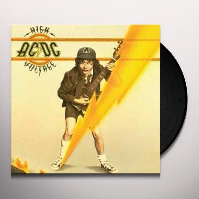 AC/DC HIGH VOLTAGE Vinyl Record - Holland Import
