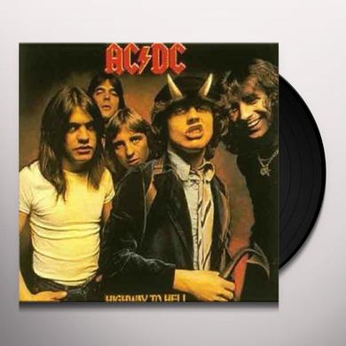 AC/DC HIGHWAY TO HELL Vinyl Record - Holland Import