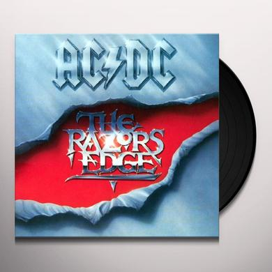 AC/DC RAZORS EDGE Vinyl Record - 180 Gram Pressing, Holland Import