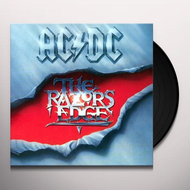 AC/DC RAZORS EDGE Vinyl Record