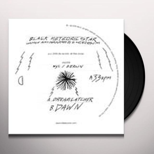 Black Meteoric Star DREAMCATCHER Vinyl Record