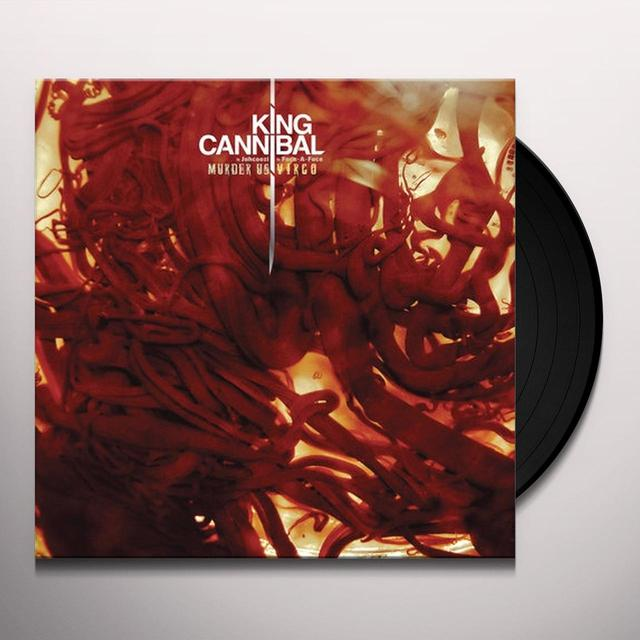 King Cannibal VIRGO Vinyl Record