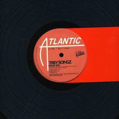 Trey Songz I NEED A GIRL Vinyl Record