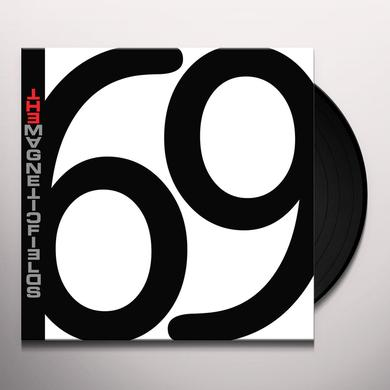 The Magnetic Fields 69 LOVE SONGS  (BOX) Vinyl Record - Limited Edition, Remastered, Reissue
