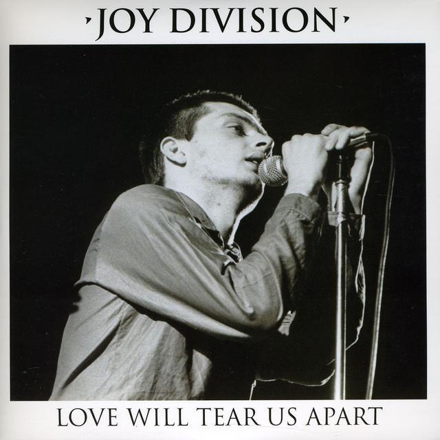 Joy Division LOVE WILL TEAR US APART (LTD) (Vinyl)