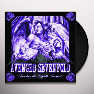 Avenged Sevenfold SOUNDING THE SEVENTH TRUMPET Vinyl Record - Black Vinyl, Limited Edition