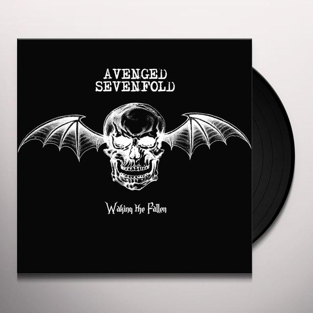 Avenged Sevenfold WAKING THE FALLEN Vinyl Record - Black Vinyl, Limited Edition