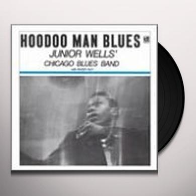 Junior Wells HOODOO MAN BLUES Vinyl Record - 180 Gram Pressing