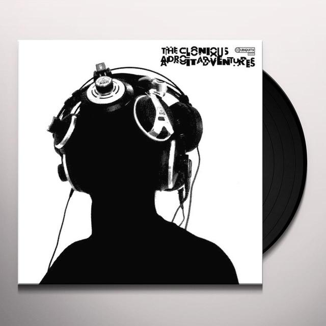 Clonius ADROIT ADVENTURES (EP) Vinyl Record