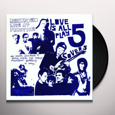 Love Is All COVERS Vinyl Record