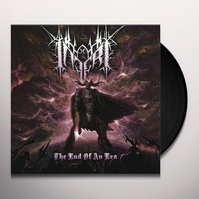 Inferi END OF AN ERA Vinyl Record