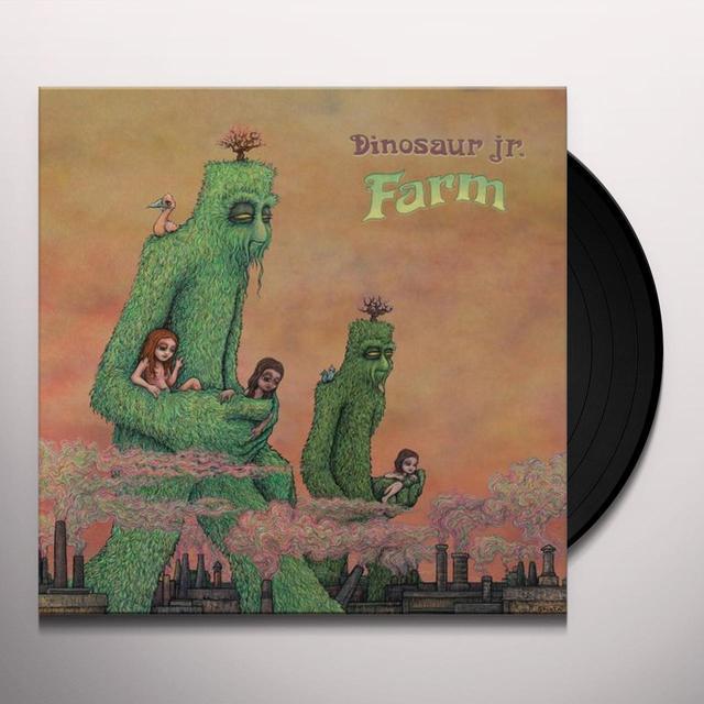 Dinosaur Jr. FARM Vinyl Record - Digital Download Included