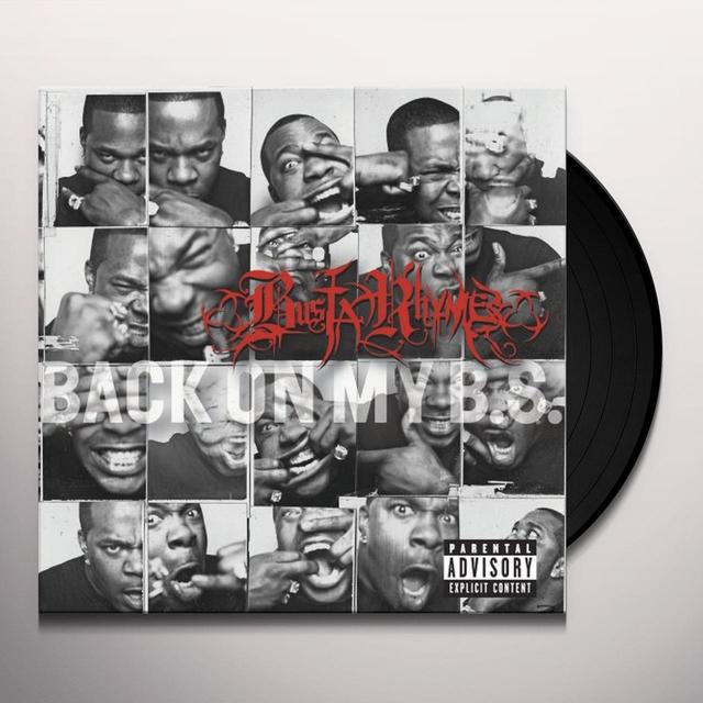 Busta Rhymes BACK ON MY BS (Vinyl)