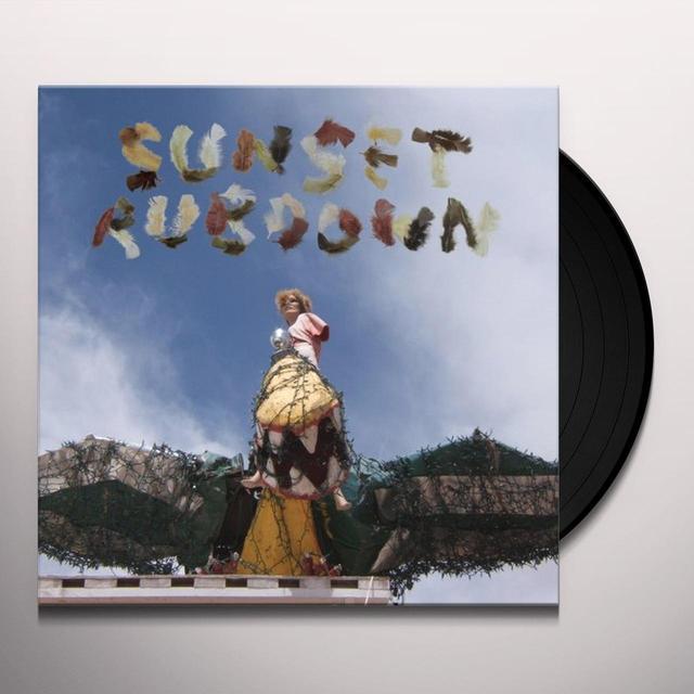 Sunset Rubdown DRAGONSLAYER Vinyl Record - Digital Download Included