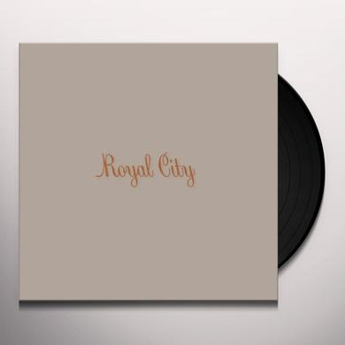 ROYAL CITY Vinyl Record - Limited Edition