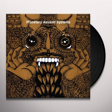 Planetary Assault Systems TEMPORARY SUSPENSION (EP) Vinyl Record