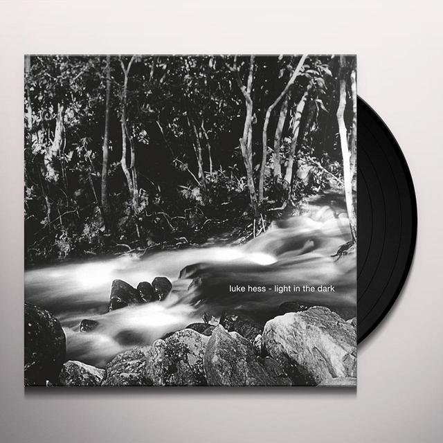 Luke Hess LIGHT IN THE DARK Vinyl Record