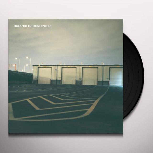 Owen / Rutabega SPLIT (EP) Vinyl Record - 180 Gram Pressing, Digital Download Included