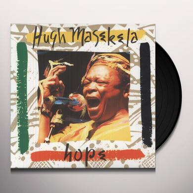 Hugh Masekela HOPE Vinyl Record