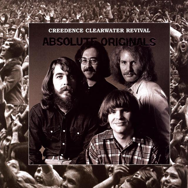CCR ( Creedence Clearwater Revival ) ABSOLUTE ORIGINALS Vinyl Record - 200 Gram Edition